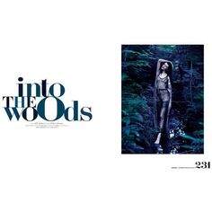 Into the woods ❤ liked on Polyvore featuring text, phrase, quotes and saying
