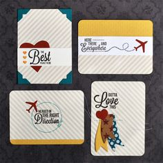 Technique Tuesday fun stuff - cards for pocket page scrapbooking by Jaclyn Miller. Project Life Karten, Project Life Freebies, Project Life Layouts, Project Life Cards, Scrapbook Designs, Diy Scrapbook, Levitation Photography, Exposure Photography, Winter Photography