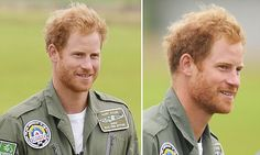 Prince Harry celebrates turning 31 at Battle of Britain