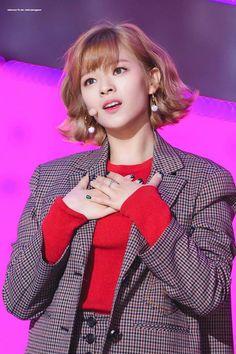Twice-Jeongyeon 171214 SBS Love FM Family Concert