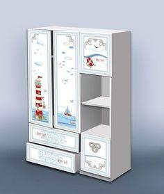 "Комплект ""Кусто"" Lockers, Locker Storage, Cabinet, Furniture, Home Decor, Clothes Stand, Decoration Home, Room Decor, Closet"