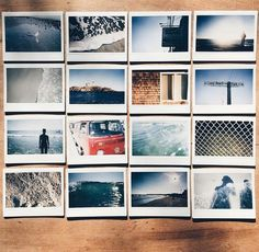 Instant photo inspiration