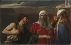 Edward Armitage - The Remorse of Judas