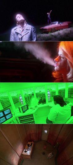 Natural Born Killers (1994) | Cinematography by Robert Richardson | Directed by Oliver Stone | Starring: Woody Harrelson, Juliette Lewis #VideoMaker #DigitalFilmSchool