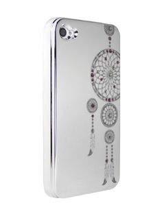 Silver Dreamcatcher for iPhone4/4S