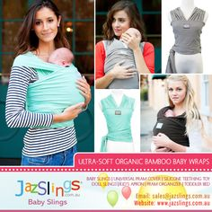 Ready to ship, Happy Baby Wraps, Lightweight and breathable – ideal for hot weather. Ultra-soft organic bamboo. Fully adjustable ensuring a perfect fit every time! Get yours now! Available for limited stocks only Get it while you can!  Product link: http://jazslings.com.au/product/happy-baby-wraps/  View all of our products at http://jazslings.com.au/shop   #babywrap #babywraps #newborncarier #baby #jazslings #organic