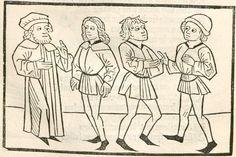 Vintler, Hans: Das buoch der tugend Augsburg, 1486 Ink V-219 - GW M50692 Folio 387