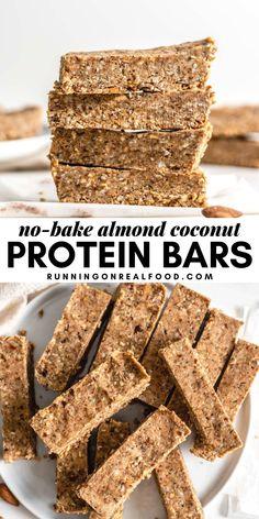 Coconut Protein, Vegan Protein Powder, Protein Cake, Protein Muffins, Protein Cookies, Healthy Vegan Snacks, High Protein Snacks, Vegan Treats, Vegan Foods