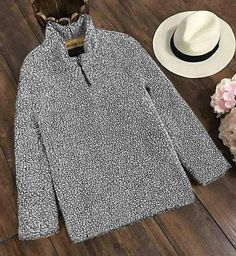 #AdoreWe #CupShe CUPSHE Want You to Stay Fleece Top - AdoreWe.com