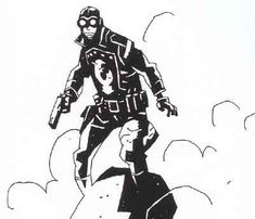 mike mignola characters - Google Search