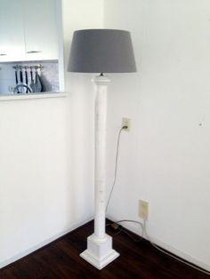 ≥ mooie brocante staande lamp - lampen | vloerlampen, Deco ideeën