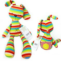 Rainbow Bunny Toy for Kids //Price: $11.49 & FREE Shipping // #kid #kids #baby #babies #fun #cutebaby #babycare #momideas #babyrecipes  #toddler #kidscare #childcarelife #happychild #happybaby