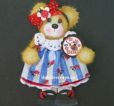 http://www.ebay.com/itm/TWAG-DEBBIE-LADYBUG-BABY-GIRL-TEAR-BEAR-PAPER-PIECE-PREMADE-PAGES-CARD-ALBUM-/201394277114?hash=item2ee408cafa