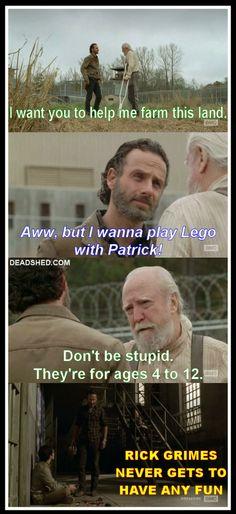 Poor Rick