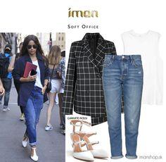 Jarná inšpirácia outfitu v štýle street fashion. Sako >>> http://tldr.sk/lhjoxq Top >>> http://tldr.sk/FfkyTS Nohavice >>> http://tldr.sk/JCjCyw