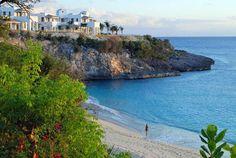 La Samana -the most beautiful beach in the Caribbean--St. Martin