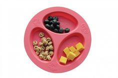 Oogaa Divided Plates are #ecofriendly and durable. #kids #children #baby