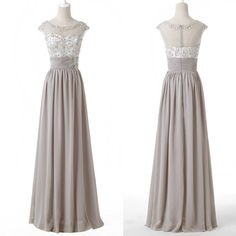 Gorgeous Long Mother Of The Bride/ Groom Dress Formal Evening Dress Floor Length #GraceKarin #BallGown #Cocktail