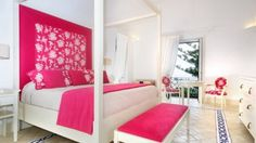 Yellow And Pink Room Ideas S Bedroom
