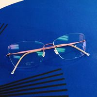 Lindberg Eyewear, the company with excellent engineering with flexibility to customize each frame to each patient.