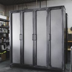 2 identical 8 foot tall by 7 foot lockers forhellip