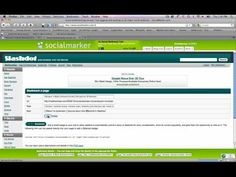 Social Marker - How To Use Social Marker To Drive Traffic.mov - http://www.social-bookmarking-demon.com/social-marker-how-to-use-social-marker-to-drive-traffic-mov/