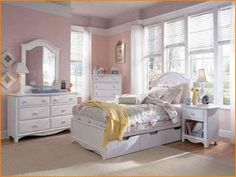 Attrayant Girls White Bedroom Set Girls White Bedroom Set, Kids Bedroom Sets, Kid  Bedrooms,