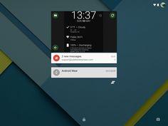 Cómo añadir widgets a la pantalla de bloqueo en Android Lollipop