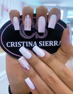 Love Nails, Fun Nails, Best Acrylic Nails, Diamond Nails, Pastel Nails, Toe Nail Designs, Super Nails, Beautiful Nail Designs, Nail Spa