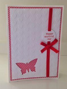 Paula Crafting: Card Inspiration