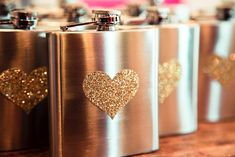 bachelorette flasks...would be good Xmas gifts too
