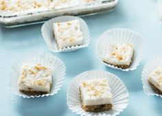 Our native maja blanca may have been derived from a traditional Spanish dessert called manjar blanco, a collective term for milk-based sweets. Made mainly from coconut cream, popular variations also include corn bits for texture and sweetness. Spanish Desserts, Filipino Recipes, Coconut Cream, Vanilla Cake, Tart, Dessert Recipes, Milk, Sweets, Popular