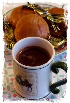 Le chocolat chaud de la marquise des anges
