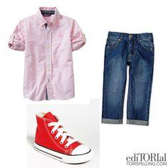Valentine's Day Style Guide - Liam