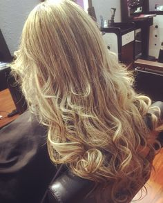 What would we do without color and extensions !!!! Www.hairbyzaklina.com