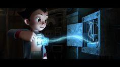 Astro Boy (Screen Shoot) by Rahmad0199