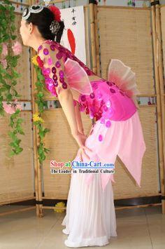Chinese Fish Costumes