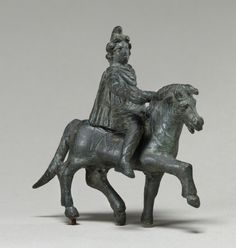 Statuette of Mithras on Horseback. Date: 1st - 2nd century. Culture: Roman