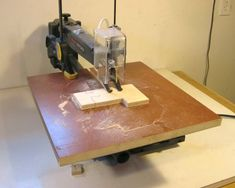 Using more of your scroll saw blades