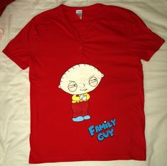 Family guy Family Guy, Snoopy, Hand Painted, Guys, Clothing, Fictional Characters, Art, Outfits, Art Background