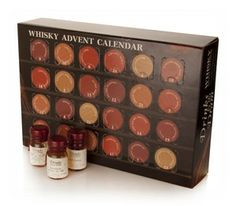 The Premium Whisky Advent Calendar (2013 Edition) - Master of Malt