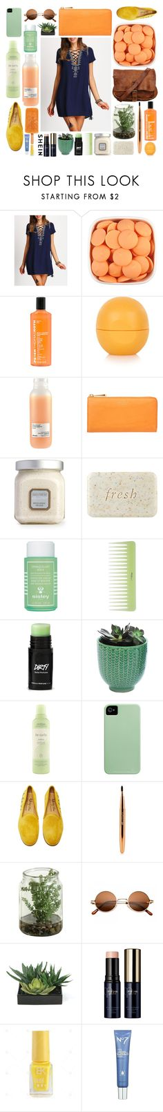 """Little things"" by beautiful-723 ❤ liked on Polyvore featuring Peter Thomas Roth, Topshop, Davines, Smythson, Laura Mercier, Fresh, Sisley, Dot & Bo, Aveda and Del Toro"