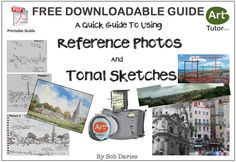 Using reference photos can be a bit of a sticky subject when you're painting, so Bob Davies has written this guide telling you how to use them to your advantage!