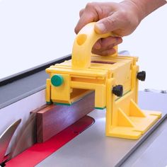 build these helpers to get more out of your tablesaw garage pinterest accessories table saw and woodworking
