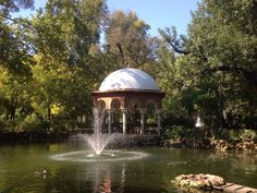 Maria Louisa Park - Seville Spain