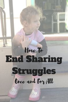 Does your child struggle with sharing? So did mine. Until I ended it with this one simple trick. www.coffeeandcarpool.com