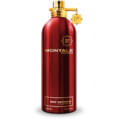 Montale Red Vetiver Eau de Parfum (4 015 UAH) ❤ liked on Polyvore featuring beauty products, fragrance, red perfume, heart perfume, montale fragrances, eau de perfume and red fragrance