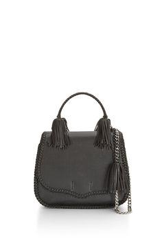 35dcaf5bb30 REBECCA MINKOFF Chase Large Saddle Bag.  rebeccaminkoff  bags  shoulder  bags  leather