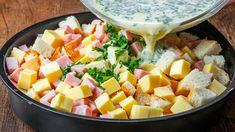Canapes, Fruit Salad, Cantaloupe, Grilling, Food And Drink, Cooking, Breakfast, Cooking Recipes, Dishes