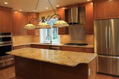 New Kitchen Design Project Completed In Mt Airy By Ferrarini And Bath To